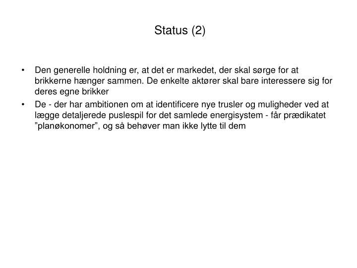 Status (2)