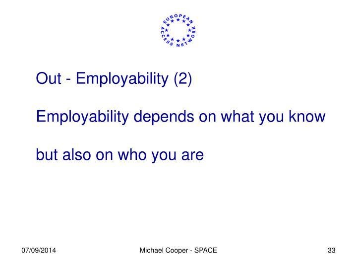 Out - Employability (2)
