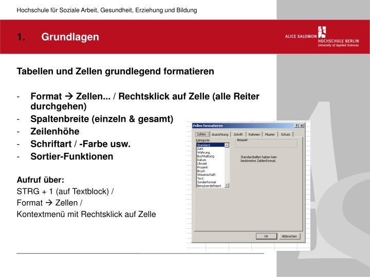 PPT - Willkommen im Computerzentrum zum Tutorium: Einführung in die ...