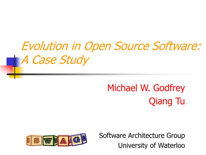 software architecture case study