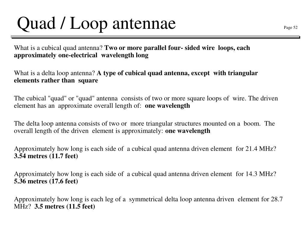 PPT - Antennas PowerPoint Presentation - ID:4087822