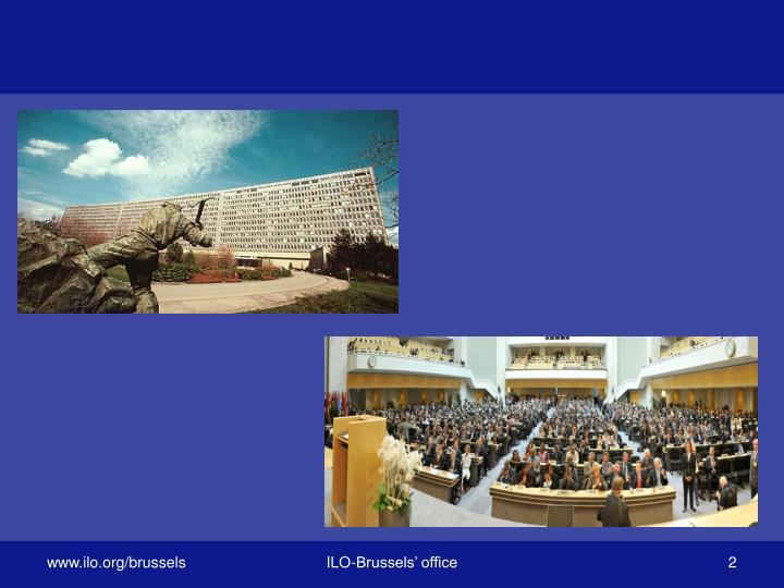 ILO-Brussels' office