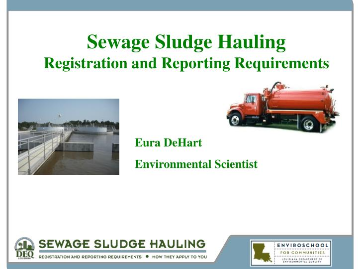 the use of sewage sludge as a fertilizer environmental sciences essay Environmental case study southeastern biosolids in to the use of biosolids as fertilizer sewage treatment for the use or disposal of sewage sludge.