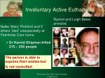 involuntary active euthanasia