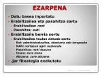 ezarpena1