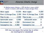 adverse climate change1