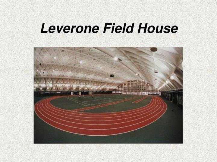 Leverone Field House