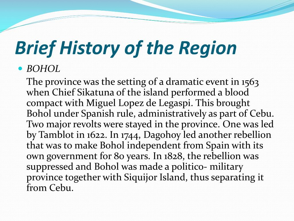 PPT - Visayas Region PowerPoint Presentation - ID:4091155