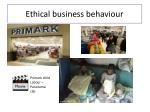 ethical business behaviour1