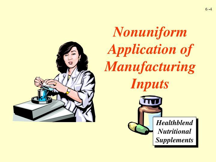 Healthblend Nutritional Supplements