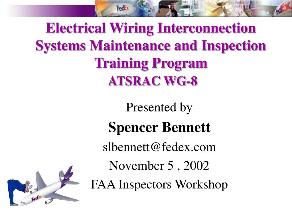 Brilliant Ppt Electrical Wiring Interconnection Systems Maintenance And Wiring 101 Archstreekradiomeanderfmnl