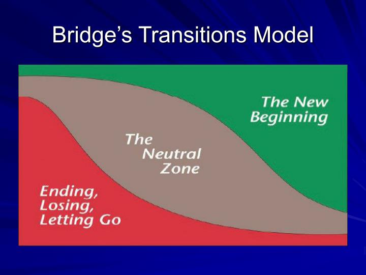 Bridge's Transitions Model