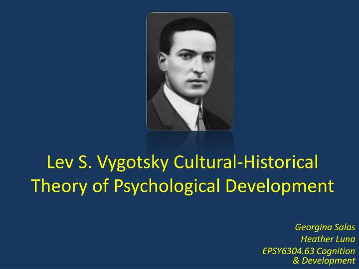 lev vygostkys sociocultual theory and deanna kahns Sociocultural theory was created by lev vygotsky as a response to behaviorism the main idea of the theory is that the ways people interact with others and the culture they live in shape their mental abilities.
