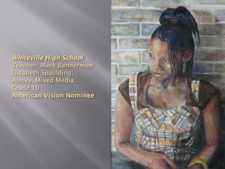 Whiteville High School