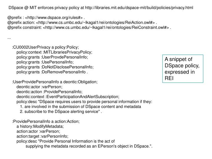 DSpace @ MIT enforces privacy policy at http://libraries.mit.edu/dspace-mit/build/policies/privacy.html