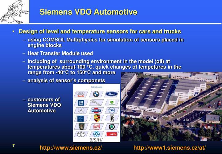 Siemens VDO Automotive