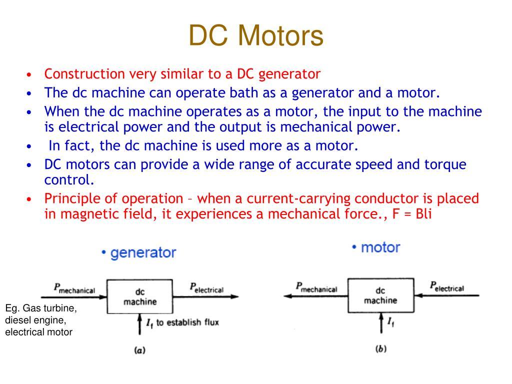 PPT - DC Motors PowerPoint Presentation - ID:4098629