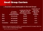 small group carriers1