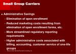 small group carriers4