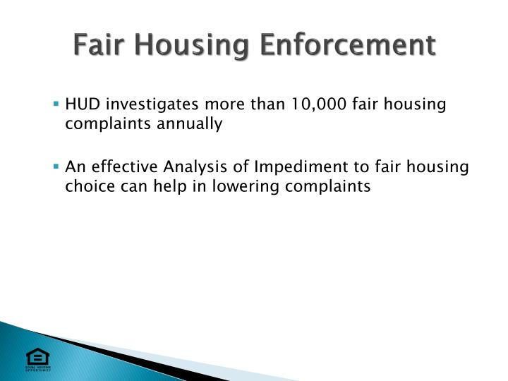 competitive analysis fair housing Fair housing / equal  huds regulations at 24 code  cost analysis is used whenever you do not have price competition a cost analysis is required .