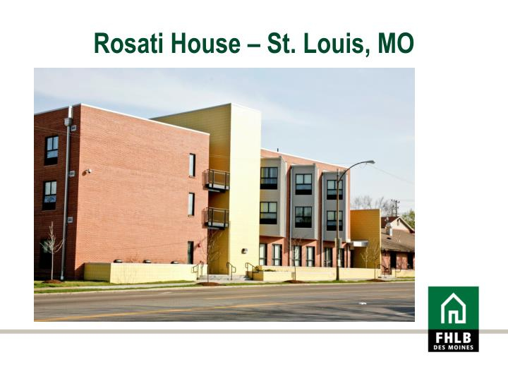 Rosati House – St. Louis, MO