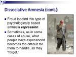 dissociative amnesia cont1