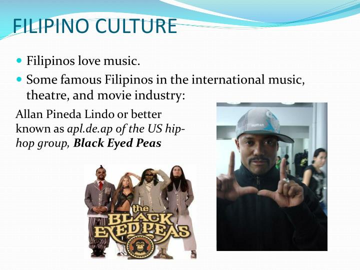 FILIPINO CULTURE