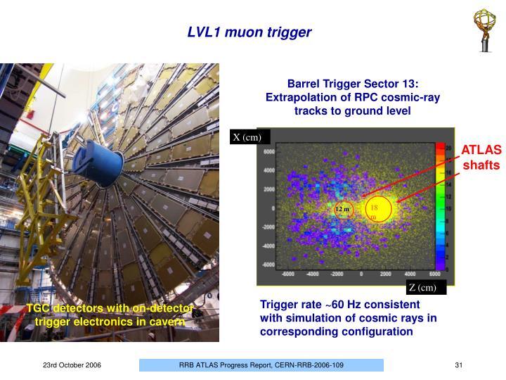 Barrel Trigger Sector 13: