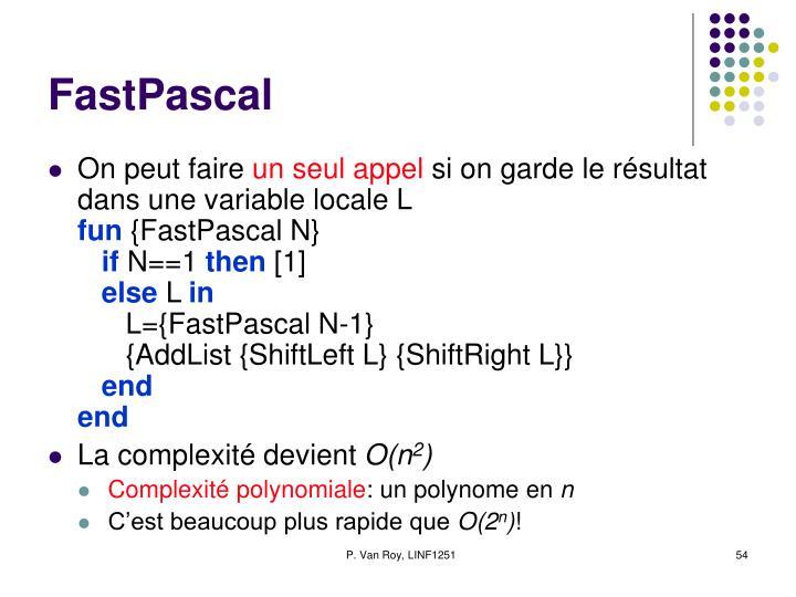 FastPascal