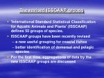 the revised isscaap groups