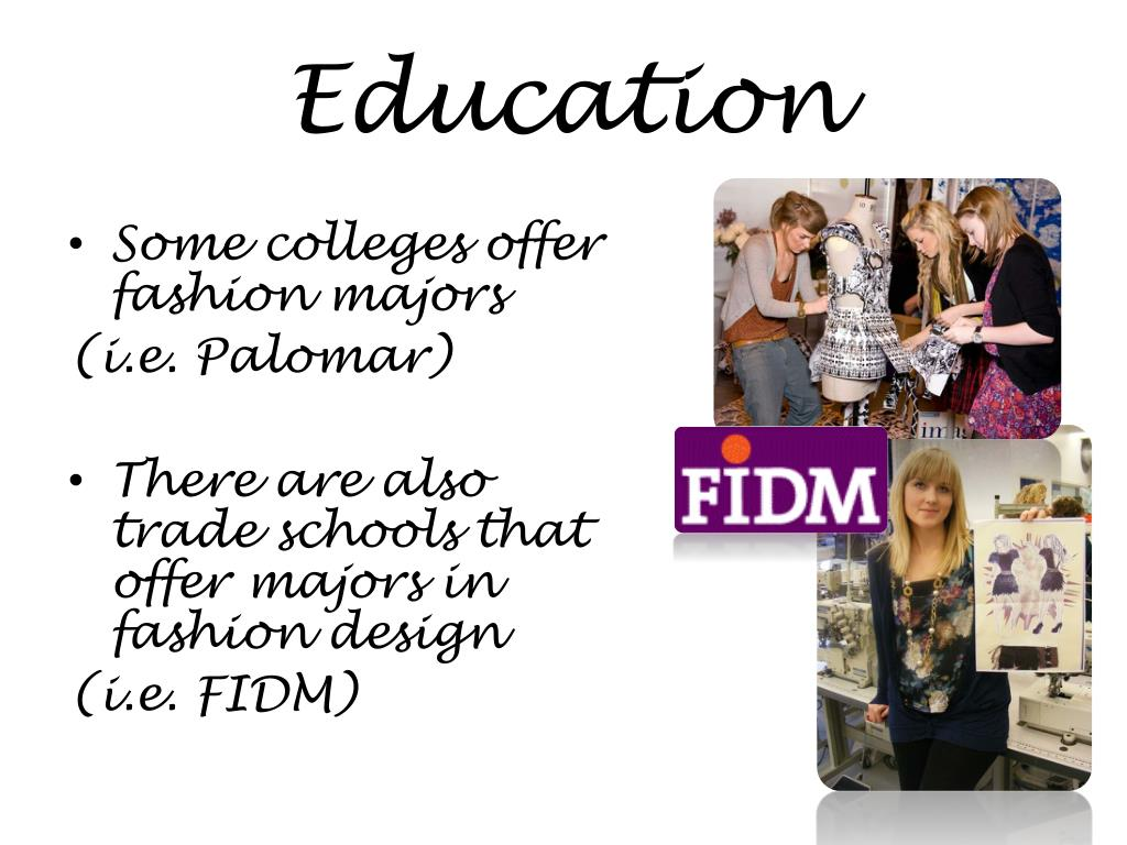 Ppt Fashion Design By Victoria Allen Powerpoint Presentation Free Download Id 4101364
