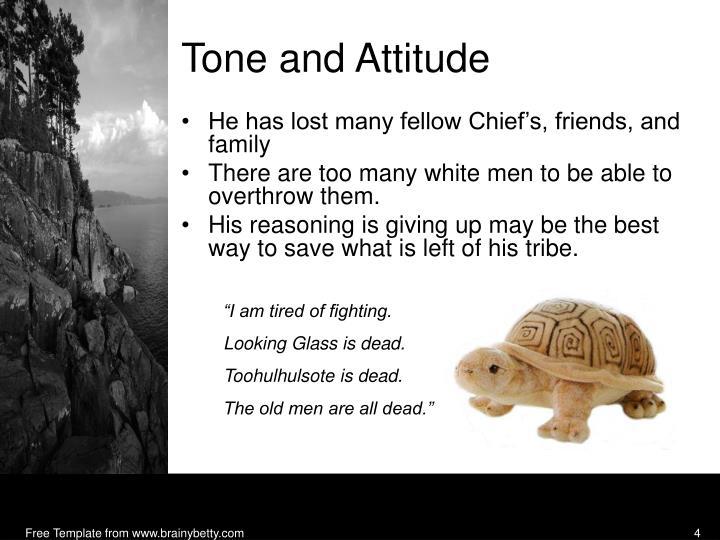 Tone and Attitude