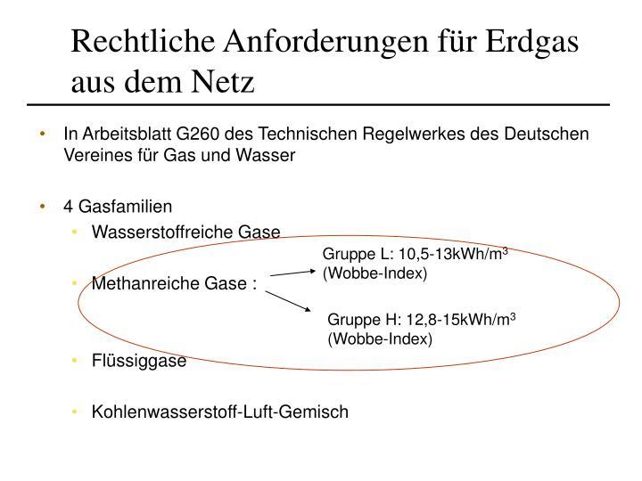 PPT - Soll Biogas ins Erdgasnetz eingeleitet werden? PowerPoint ...