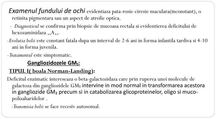 Examenul fundului de ochi