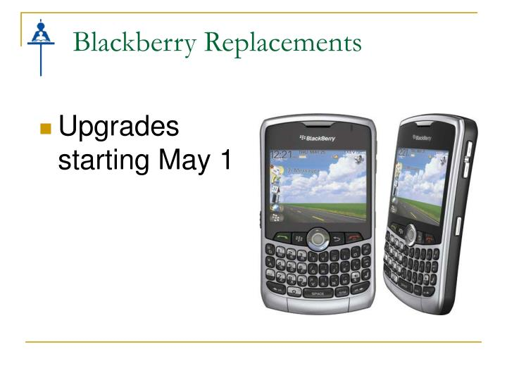 Blackberry replacements
