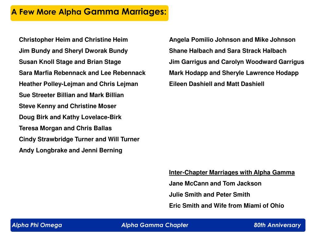 PPT - Alpha Phi Omega Alpha Gamma Chapter Purdue University 80th