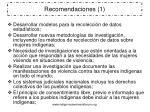 recomendaciones 1