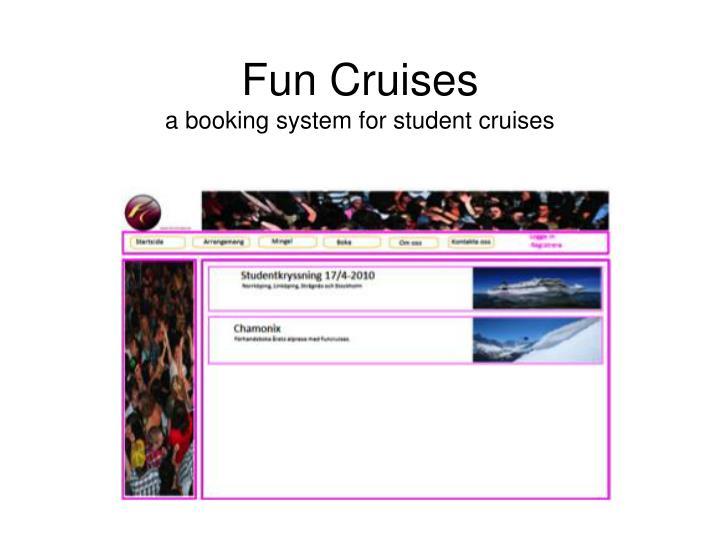 Fun Cruises