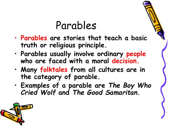 Ppt Fables Parables And Fairy Tales Powerpoint Presentation Id