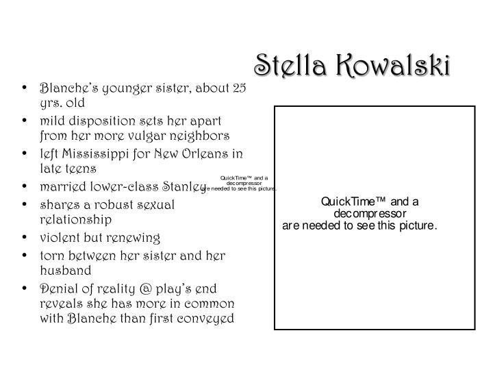 Stella Kowalski