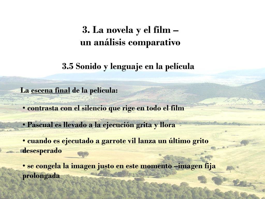 Ppt La Familia De Pascual Duarte Powerpoint Presentation