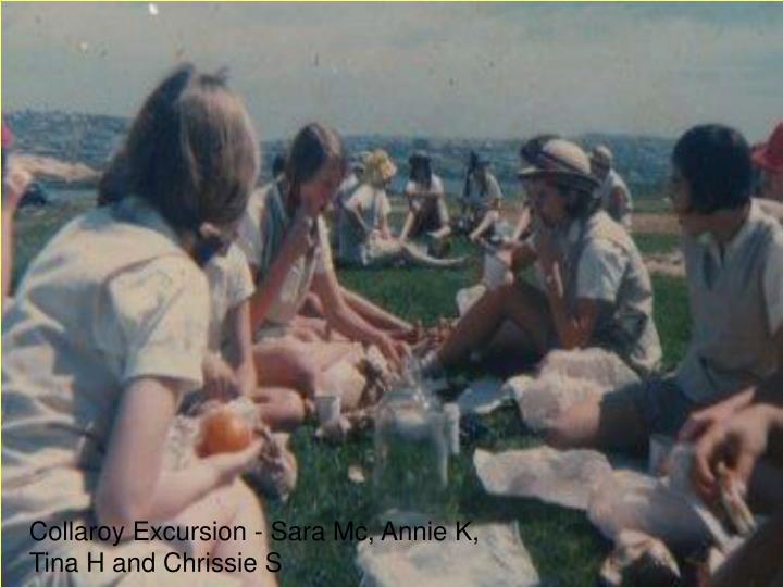 Collaroy Excursion - Sara Mc, Annie K,