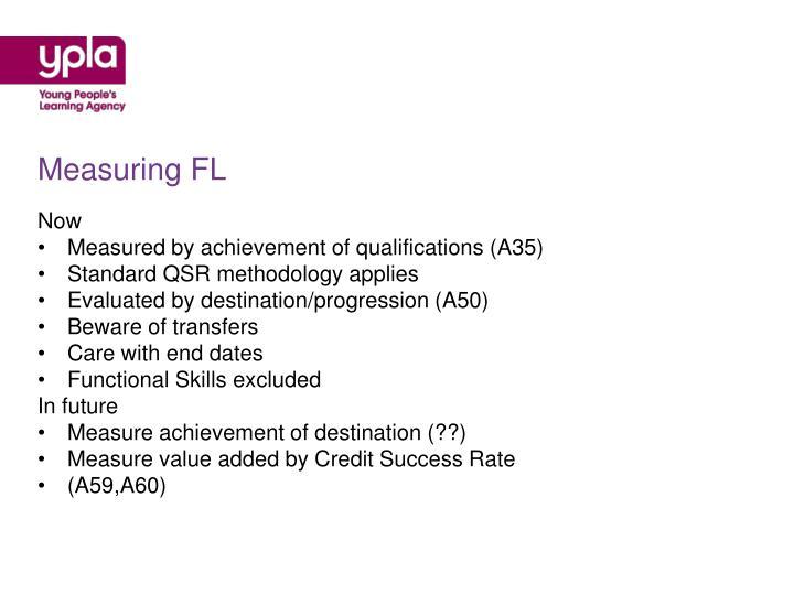 Measuring FL