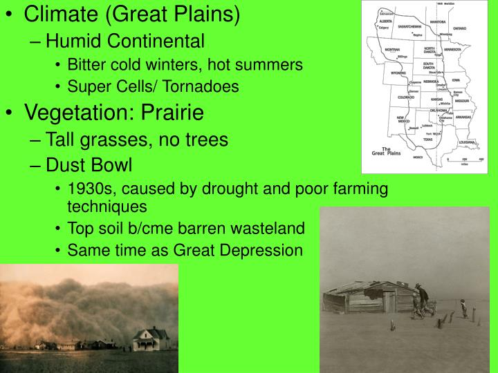 Climate (Great Plains)