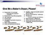 give me a baker s dozen please
