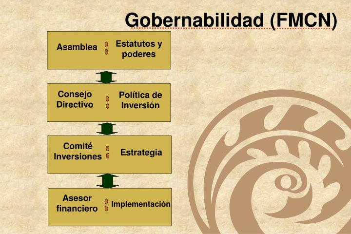 Gobernabilidad (FMCN)