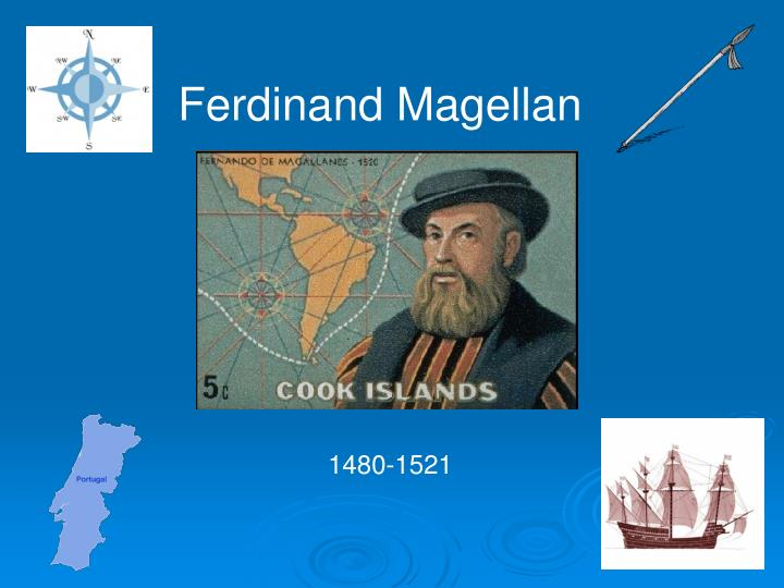 PPT - Ferdinand Magellan PowerPoint Presentation, free download - ID:4109274