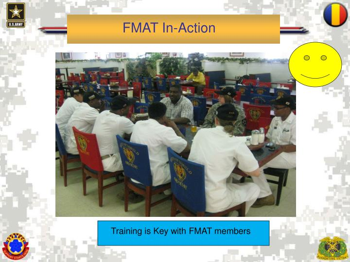FMAT In-Action