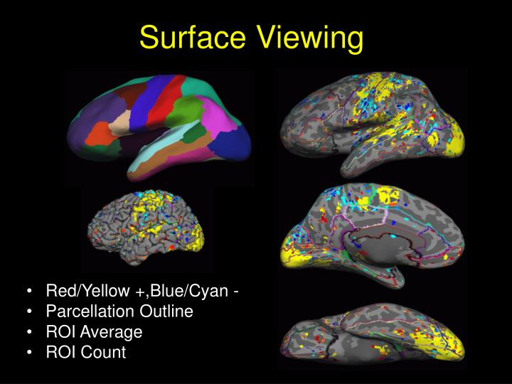 Surface Viewing