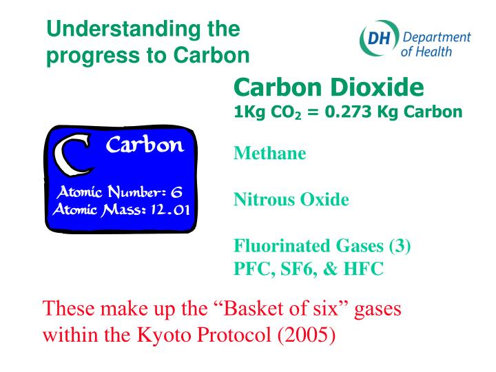 Understanding the progress to carbon1